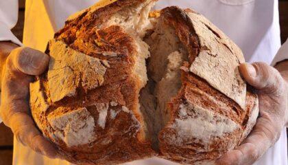 Kovászos kenyér készítése otthon egyszerűen
