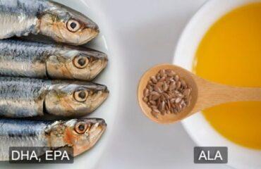 Alfa-linolénsav (ALA) – OMEGA-6 ÉS OMEGA-3 ESSZENCIÁLIS ZSÍRSAVAK