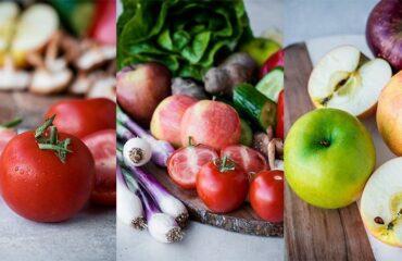 Április hónap friss élelmiszerei: ezeket a zöldségeket és gyümölcsöket fogyasszuk!