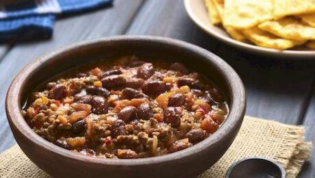 Az igazi Chili con carne – itt a tökéletes chilis bab recept