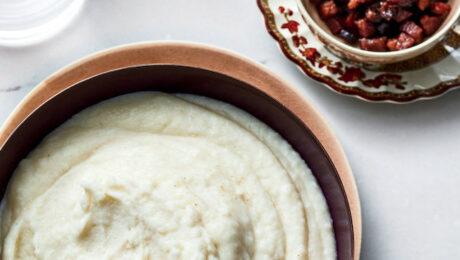 krumplipüré recept