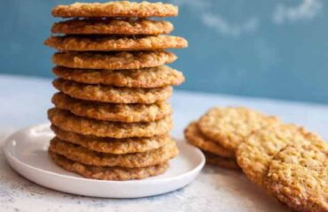 Ízletes zabpelyhes keksz: ez a recept tutira a kedvenced lesz!