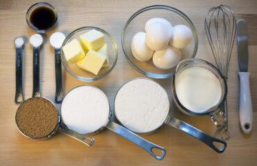 Konyhai mértékegységek és mennyiségek: sütés-főzés mérleg nélkül