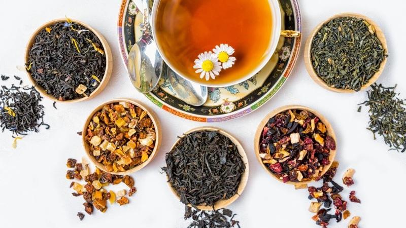Tea, gyógynövény