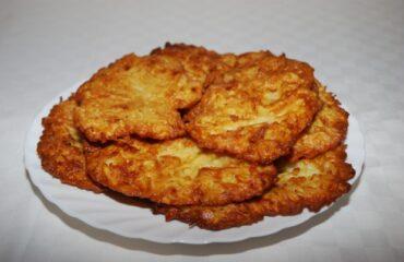 Tócsi | Tócsni | Lepcsánka | Krumplis lepény LISZT NÉLKÜLI változata!