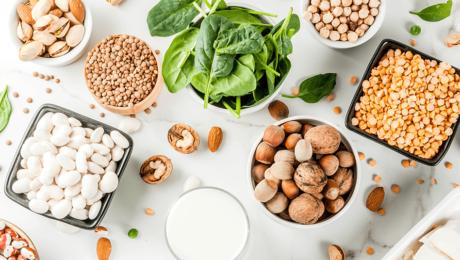 Vegán fehérjeforrások: Fehérjedús zöldségek, melyet minden vegán étrendűnek érdemes fogyasztani